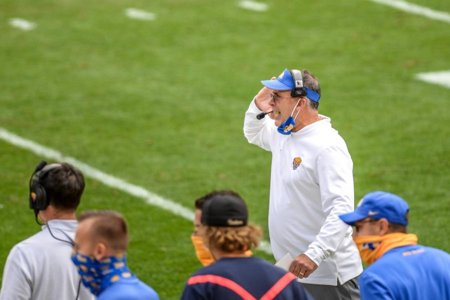 According to staff writer Frankie Richetti, with a talented roster, Pat Narduzzi needs to put it all together or else his job could be on the line.