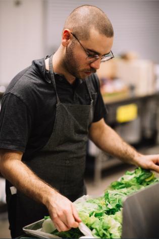 Pitt Ph.D. student Brett Bankson wins Top Chef Amateur competition