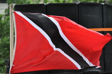 The flag of Trinidad and Tobago. The Sabira Cole Film Festival hosted a Trinidad and Tobago Independence Day Celebration on Tuesday to commemorate the nation's independence from British rule.