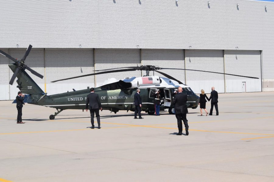 Photos: President Joe Biden visits Shanksville