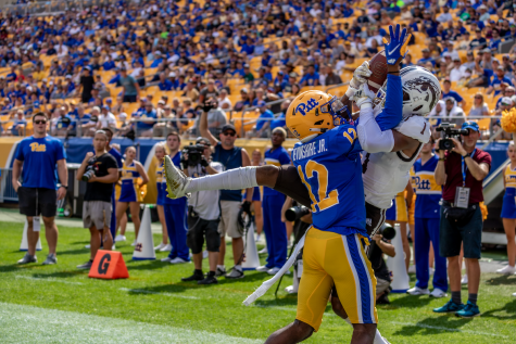 Photos: Pitt football vs. Western Michigan