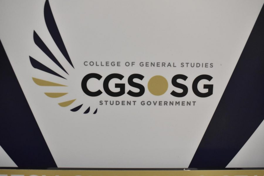 CGS Student Government aims to re-establish itself this year