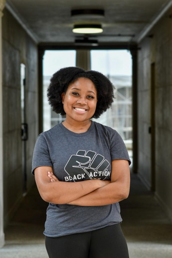 Destiny+Mann%2C+the+president+of+the+Black+Action+Society+at+Pitt.+Mann+said+BAS%E2%80%99s+overall+goal+is+to+ensure+that+Black+students+at+Pitt+feel+welcome+on+campus%2C+and+know+that+their+voices+and+needs+are+heard.
