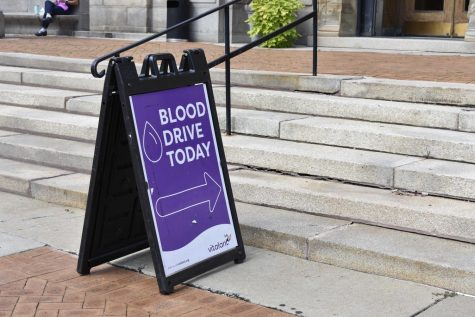 The Swanson School of Engineering hosted its annual blood drive at the Soldiers and Sailors Memorial Hall auditorium on Tuesday in partnership with Vitalant, a nonprofit blood donation organization.