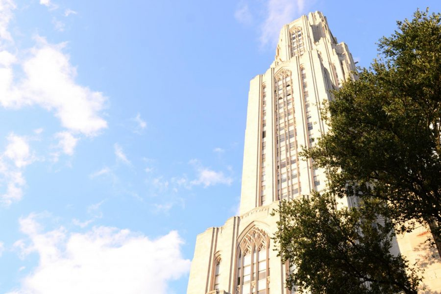 The U.S. News & World Report ranked Pitt #20 in the top public universities in the U.S. Schools are ranked based on factors such as graduation and retention rates, student selectivity and financial aid resources.