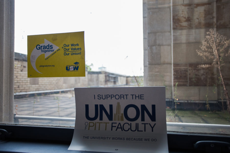 Opinion   Students should pay attention to Pitt unionization efforts