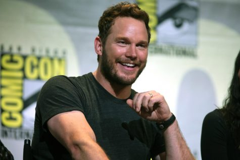Actor Chris Pratt will play the voice of Mario in the new live-action movie based on the Super Mario Bros.