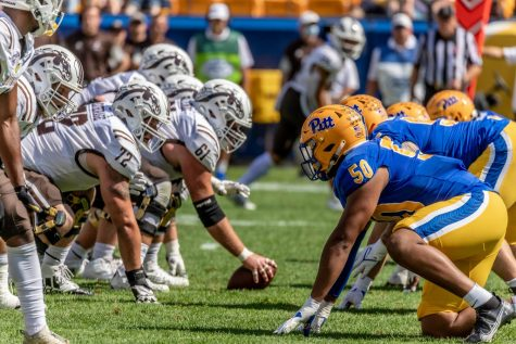 The Pitt Panthers (2-1, 0-0 ACC) were defeated by the Western Michigan Broncos (2-1, 0-0 MAC) on Saturday afternoon in a 44-41 upset victory.