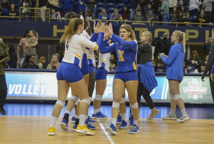 The Panthers swept both games they played this weekend in North Carolina, knocking off the UNC Tar Heels in Chapel Hill and the NC State Wolfpack in Raleigh to continue their undefeated start to the season.
