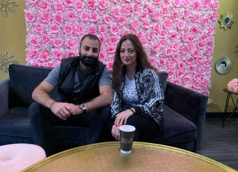 Joelle Sakr and her brother Elie Sakr are the owners of Divvy Coffee and Buns, a new coffee shop on Forbes Avenue.