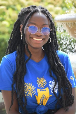 Danielle Obisie-Orlu is the youth poet laureate of Allegheny County. Obisie-Orlu, who is involved in an extensive amount of activities, said performing her poetry is the most fulfilling yet.