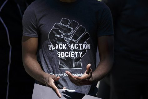 """The Black Action Society and the National Pan-Hellenic Council sponsored a joint roundtable last Wednesday titled """"Activism Burnout,"""" in an ongoing series of Mental Health Awareness month conversations and workshops."""