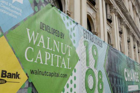 A Walnut Capital advertisement.