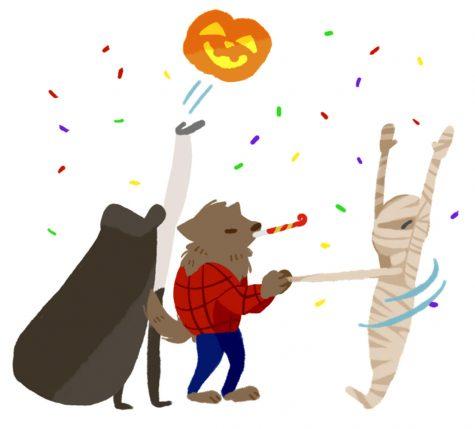 Opinion | Halloween is our fall semester savior