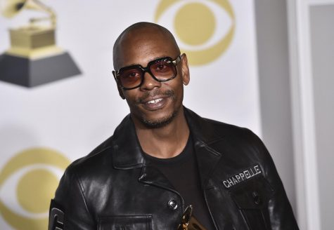 Comedian Dave Chapelle.