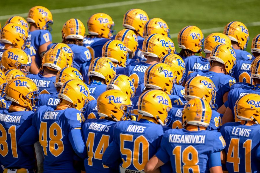 Pitt football came in at No. 23 in the country in the latest Associated Press top-25 college football poll.
